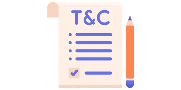 Read General Terms And Conditions